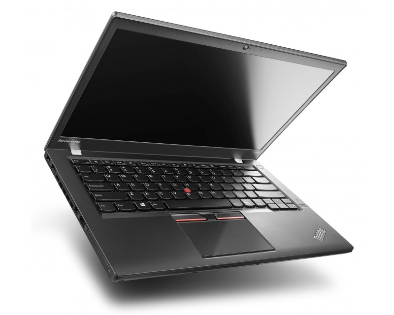"Lenovo ThinkPad T450s refurbished laptop · i5-5300U · 12GB · 240GB SSD + 2TB · 14.0"" · Grade A"
