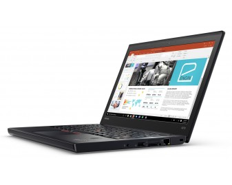 "Lenovo ThinkPad X270 refurbished laptop · i5-6200U · 4GB · 128GB SSD · 12.5"" · 1.36kg · Original Box · Grade A"