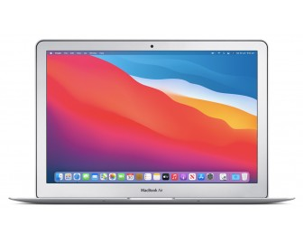 "Apple MacBook Air 13 refurbished laptop · i5-5250U · 8GB · 128GB SSD · 13.3"" WXGA+ · 1.35kg · Grade A"