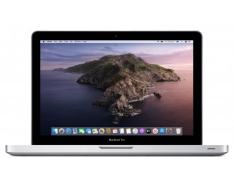 "Apple MacBook Pro 13 refurbished laptop · i5-3210M · 4GB · 500GB · 13.3"" · Grade B+"
