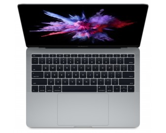 "Apple MacBook Pro 13 refurbished laptop · I7-7660U · 16GB · 256GB SSD · 13.3"" RETINA · Space Gray · Grade A"
