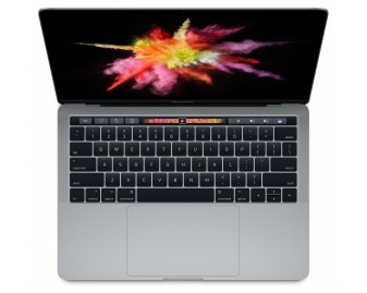 "Apple MacBook Pro 13 refurbished laptop · i5-7267U · 8GB · 512GB SSD · 13.3"" RETINA · Touch Bar · Space Gray · Grade A"