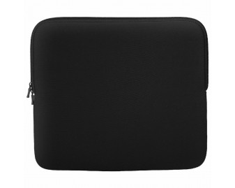 "J.Burrows 16"" Neoprene MacBook Sleeve Black · For MacBook Pro 15"