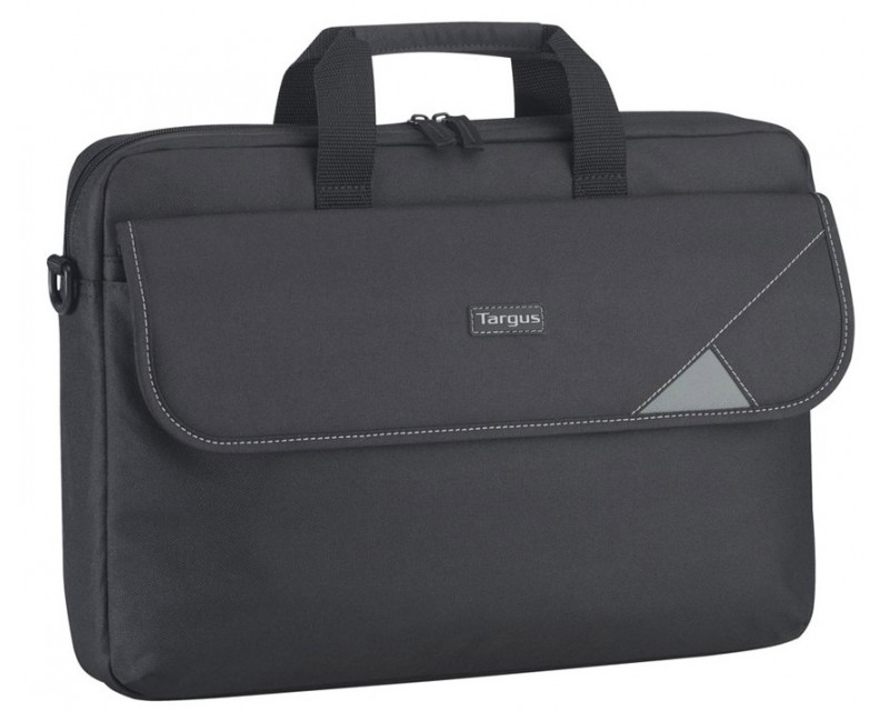 "Targus Intellect Topload 15.6"" Carry Case · Fits laptops up to 15.6"""